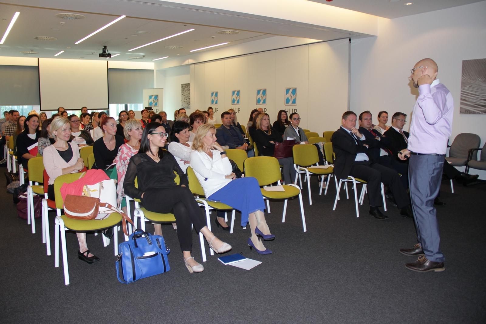 Održana radionica na temu upravljanja apsentizmom u HUP-u u Zagrebu